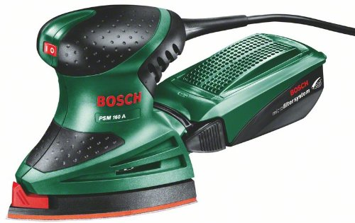 Bosch 0 603 377 000 Ponceuse multi PSM 160 A