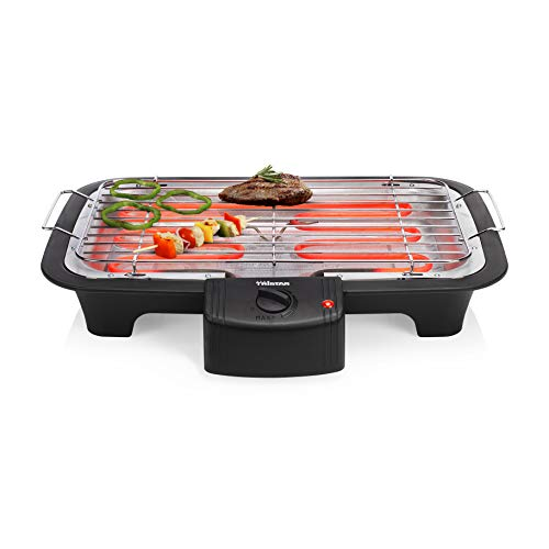 Barbecue électrique Tristar BQ-2813 – Modèle de table – Thermostat