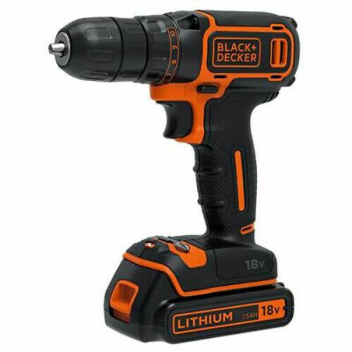 BLACK & DECKER BDCDC18K