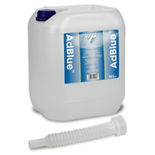 Cartec 99231 AdBlue Urea for Exhaust Aftertreatment - white
