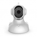 ERAY IP Caméra WiFi HD 720P, Caméra de Surveillance sans Fil/Filaire avec Antenne, Détection de Mouvement, PIR Vision Nocturne, Interphone, 360 Angle de Vue, SMS Alerte, iOS/Android/Windows APP