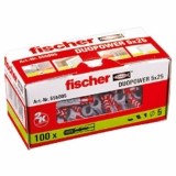 fischer DUOPOWER Cheville courante