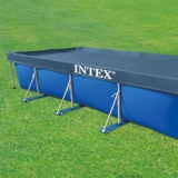 INTEX Bâche de protection piscine rectangulaire