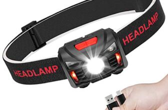 LINKAX Lampe frontale LED