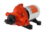 LIGHTEU DC 12V Pressure Pump, Pressure Water Pump Liquid Pump for Marine, Boats, Yacht, Caravan, Camping, Outdoor, Garden.
