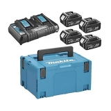 Makita pack énergie 197626-8, batteries + chargeur