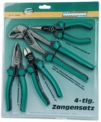 Mannesmann M10997 Set de 4 pinces