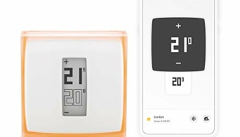 Thermostat connecté Netatmo NTH01-FR-EC
