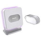 Philips – Sonnette sans Fil Welcome Bell 300 – Sonnerie MP3 personnalisable