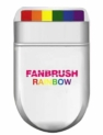 Rainbow Flag Gay Pride Face Paint – Ideal For Marches and Events by 1000 Flags