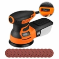 Ponceuse excentrique TACKLIFE Ponceuse rotative 350W 0-13000OPM