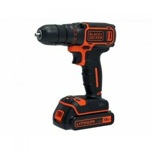 Visseuse BLACK & DECKER BDCDC18KB