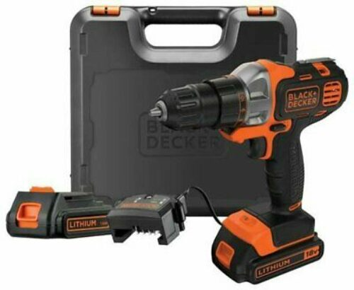 Visseuse BLACK & DECKER Multievo MT218KB